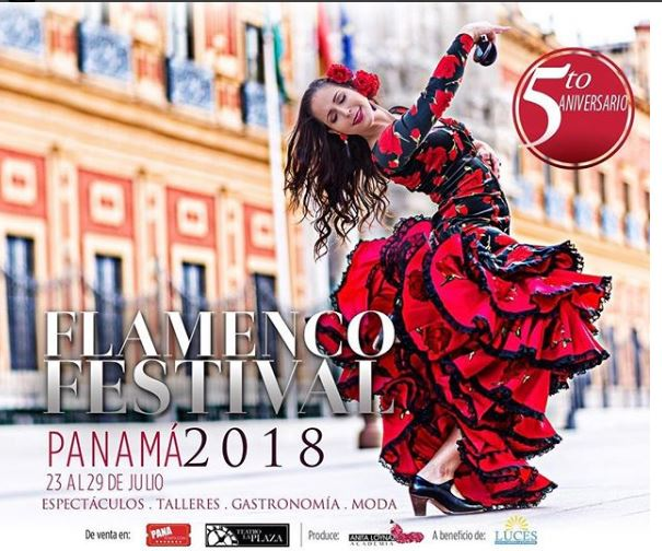 Photo of Panamá Flamenco Festival celebra su 5to. Aniversario