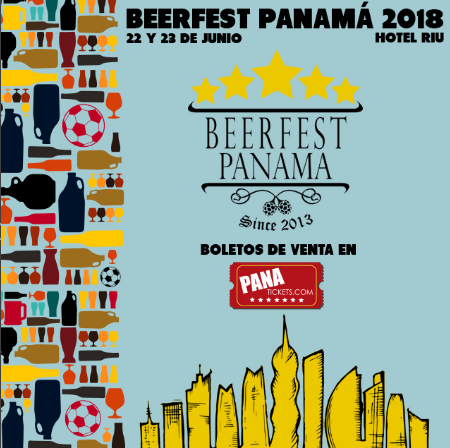 Photo of Muy pronto «Beerfest Panamá 2018»