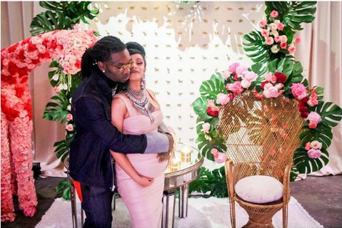 Photo of Cardi B celebra Baby Shower de su hija