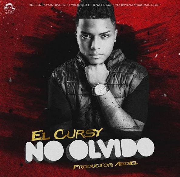 Photo of El Cursy lanza su nuevo tema 'No Olvido'
