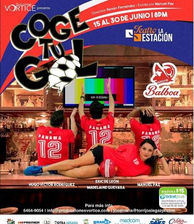 Photo of Disfruta de la obra 'Coge Tu Gol' en Teatro la Estación