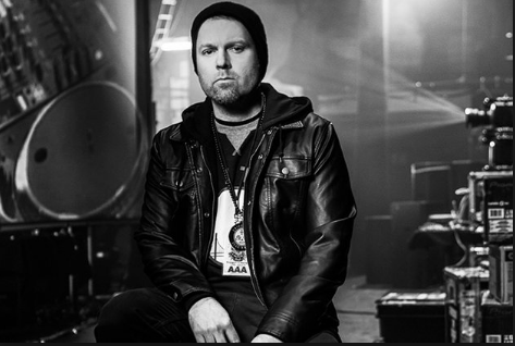 Photo of HBD para DJ Shadow