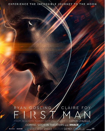 Photo of Universal Pictures ha lanzado el primer tráiler de «First Man»