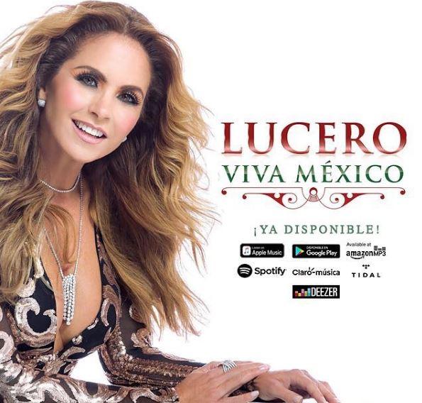 Photo of Lucero lanza su nuevo tema 'Viva México'