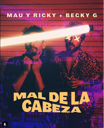 Photo of Mau y Ricky estrena «Mal de la cabeza»