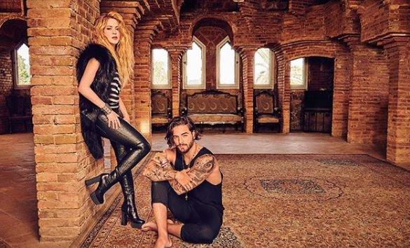 Photo of «Clandestino» de Shakira y Maluma supera «Despacito» en la lista de Billboard