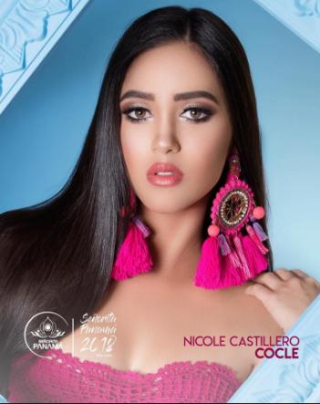 Photo of Nicole Castillero representará a Panamá en el Reinado Internacional del Café