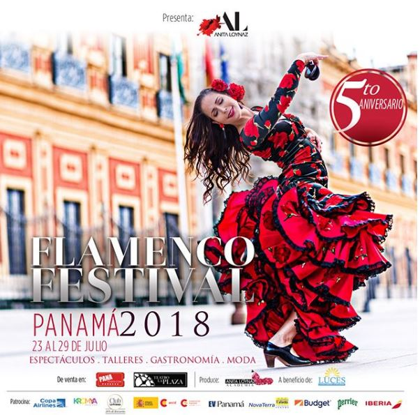 Photo of Flamenco Festival Panamá 2018