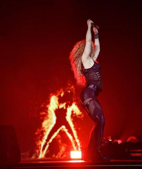 Photo of Shakira inicia su gira El Dorado World Tour