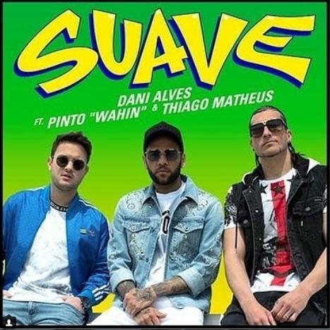 Photo of Dani Alves y Pinto estrenan «Suave»