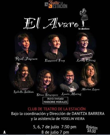 Photo of Teatro la Estación presenta «El Avaro de Molière»
