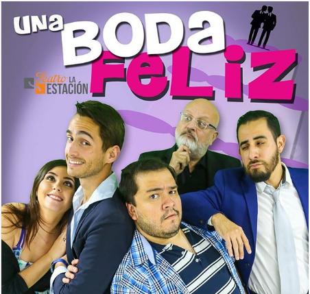 Photo of Disfruta de las últimas funciones de la obra 'Una Boda Feliz'