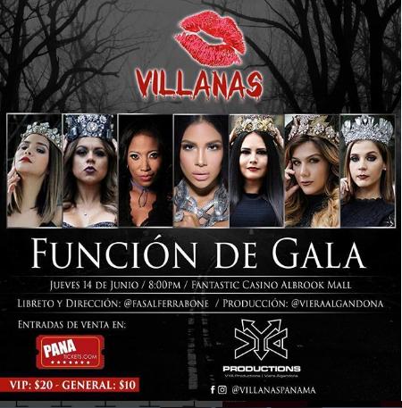 """Photo of Disfruta esta noche del estreno de la obra """"Villanas"""""""