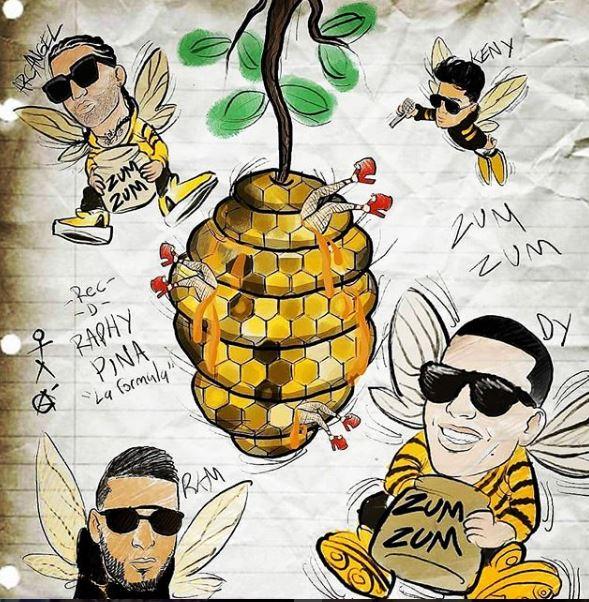 Photo of Daddy Yankee lanza 'Zum Zum'