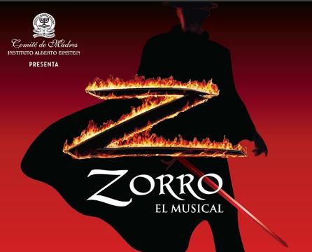 Photo of Disfruta de las últimas funciones de «Zorro El Musical»