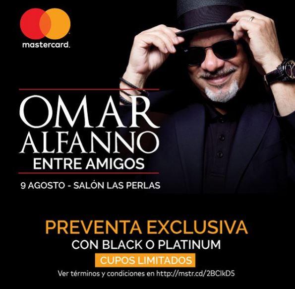 Photo of Omar Alfanno en concierto