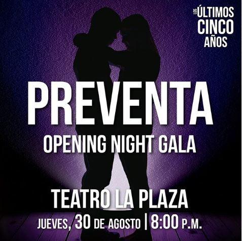 Photo of Preventa para el musical 'Los Últimos Cinco Años'