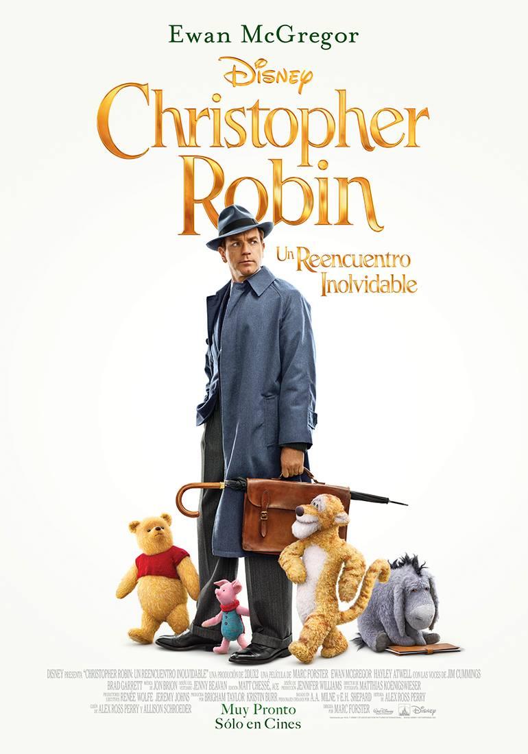 Photo of Muy pronto Christopher Robin: Un reencuentro inolvidable
