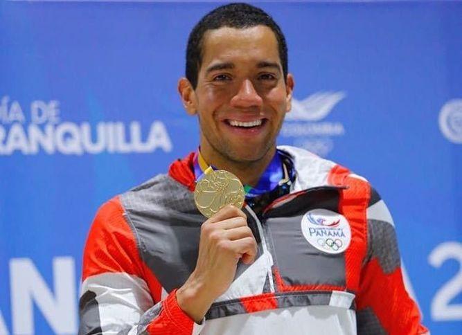 Photo of Edgar Crespo obtiene la primera medalla de Oro para Panamá