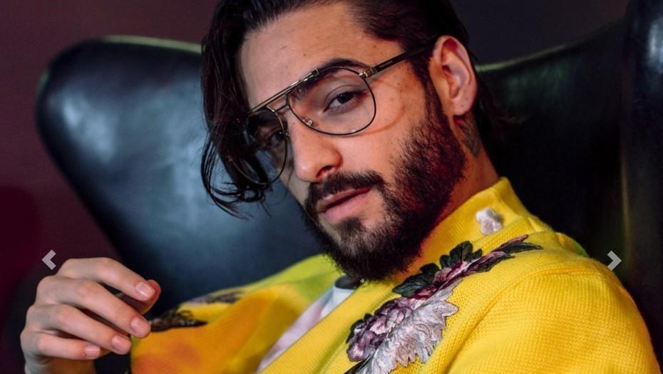 Photo of Maluma en la grabación de su nuevo vídeo