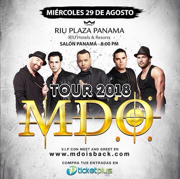 Photo of Pablo Portillo te invita al concierto de MDO en Panamá