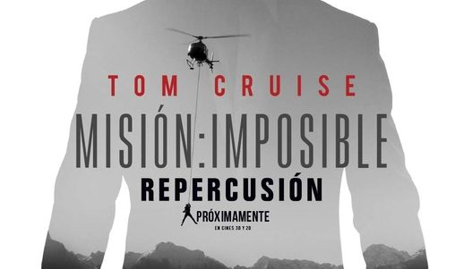 Photo of Próximamente en Cinemark «Misión Imposible: Repercusión»
