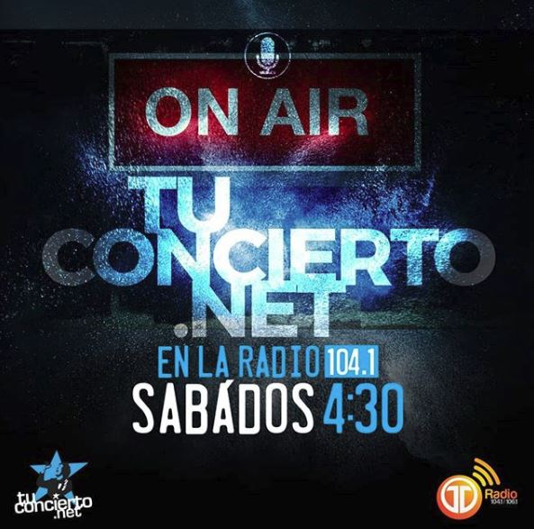Photo of #TuConciertoEnLaRadio