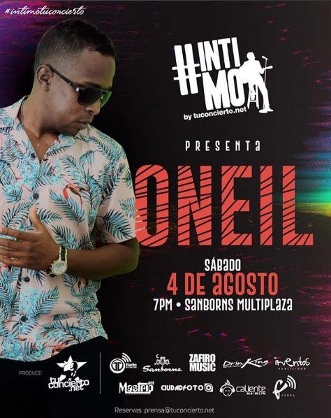 Photo of Oneil en #intimotuconcierto