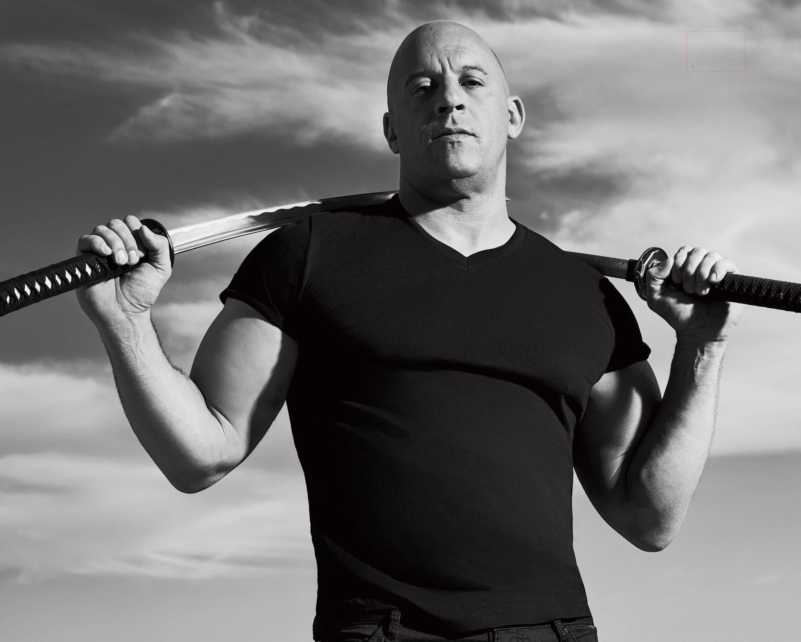Photo of HBD para Vin Diesel