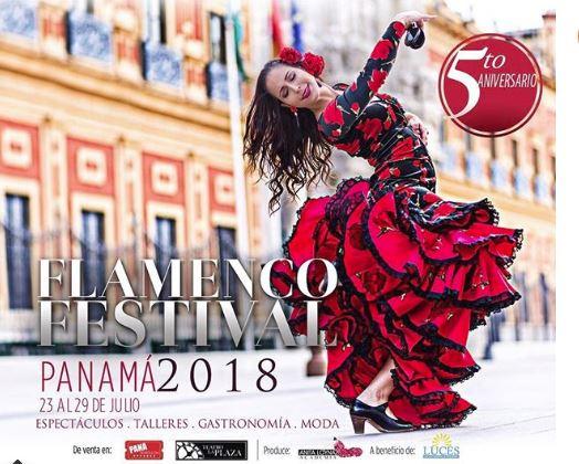 Photo of Panamá flamenco festival celebra su 5to. Aniversario