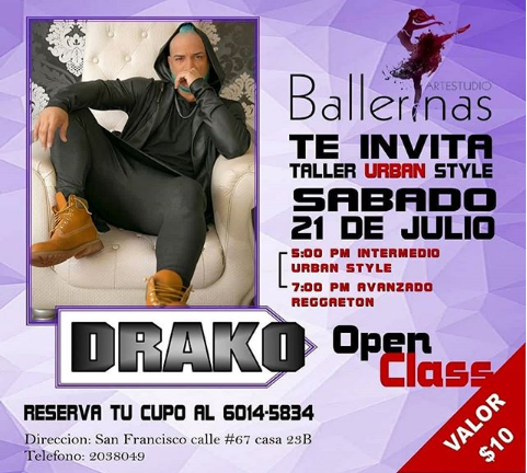Photo of Taller de baile en Ballerinas Artes Studio
