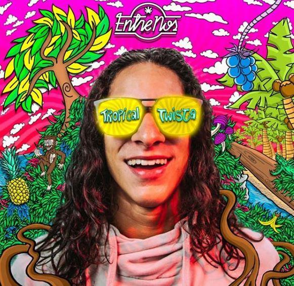 """Photo of La agrupación 'Entre Nos' y su disco Debút """"Tropical Twista"""""""