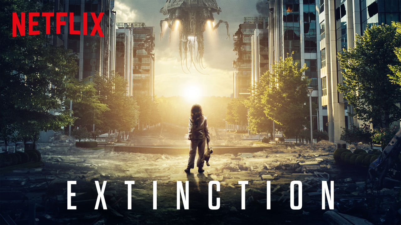 Photo of Netflix lanza tráiler de «Extinction»