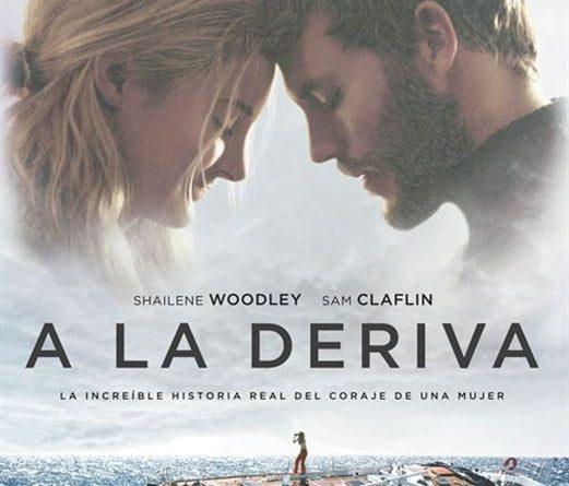 Photo of Jueves de estreno en Cinemark con «A la deriva»