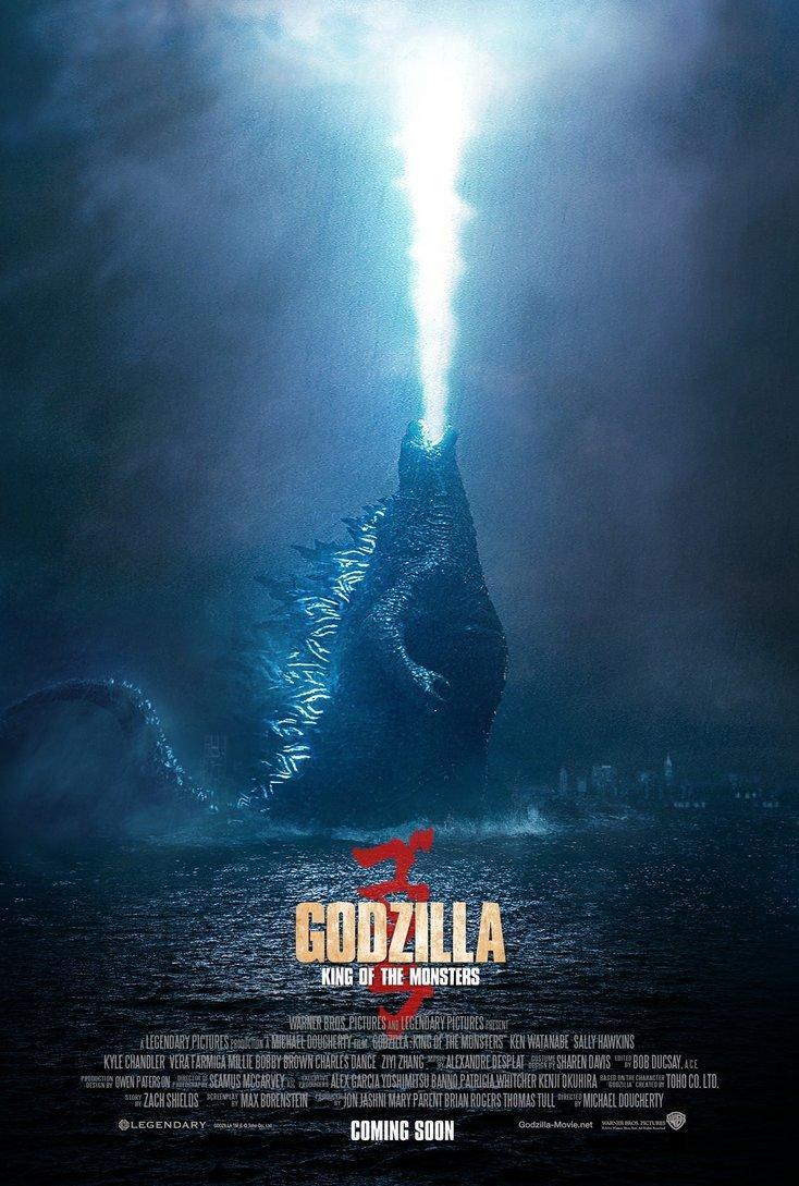 Photo of Warner Bros lanza tráiler de 'Godzilla II: Rey de los monstruos'