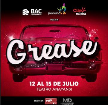 Photo of Llego el día del estreno de «GREASE, el musical» a Panamá