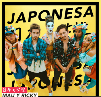 "Photo of Mau y Ricky estrenan tema ""Japonesa"""