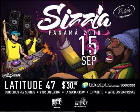 """Photo of Concierto de """"Sizzla Kalonji"""" en Panamá"""