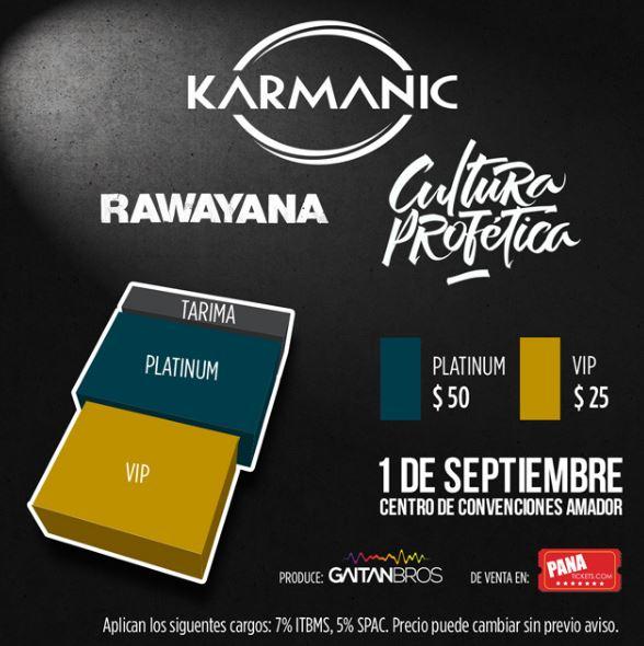 Photo of Panamá Ligth presenta a Cultura Profética y Rawayana