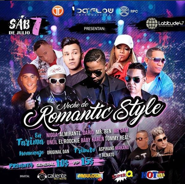 Photo of Romantic Style Fest en Panamá