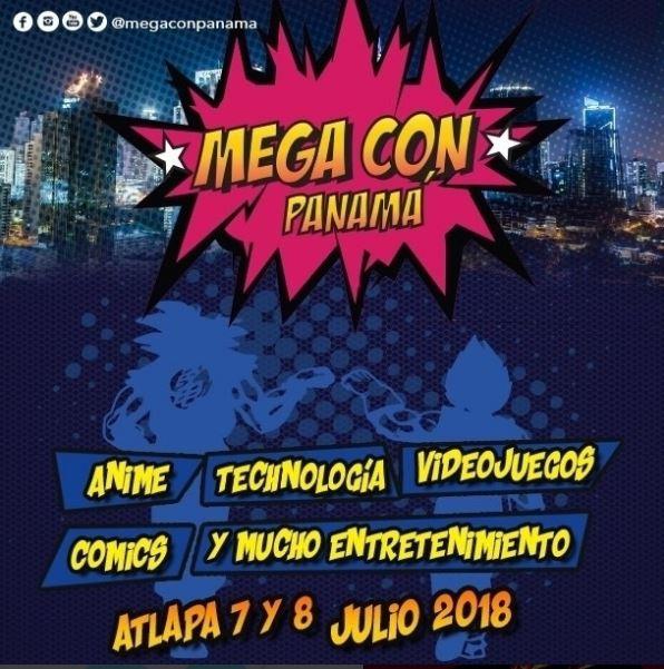 Photo of «Mega Con» en Panamá
