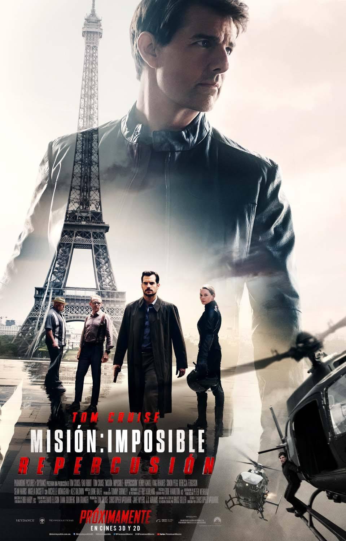 Photo of Jueves de estreno en Cinemark con «Misión Imposible: Repercusión»