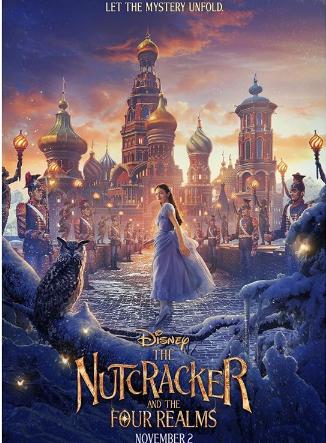 Photo of Walt Disney Pictures reveló un nuevo afiche de «The Nutcracker»