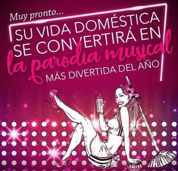 Photo of En agosto se presentará la Parodia Musical: Mi Vida Domestica