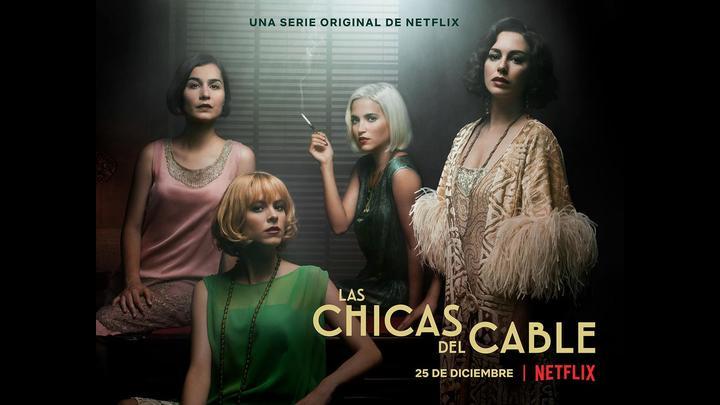 Photo of Netflix lanza tráiler de «Las chicas del cable»