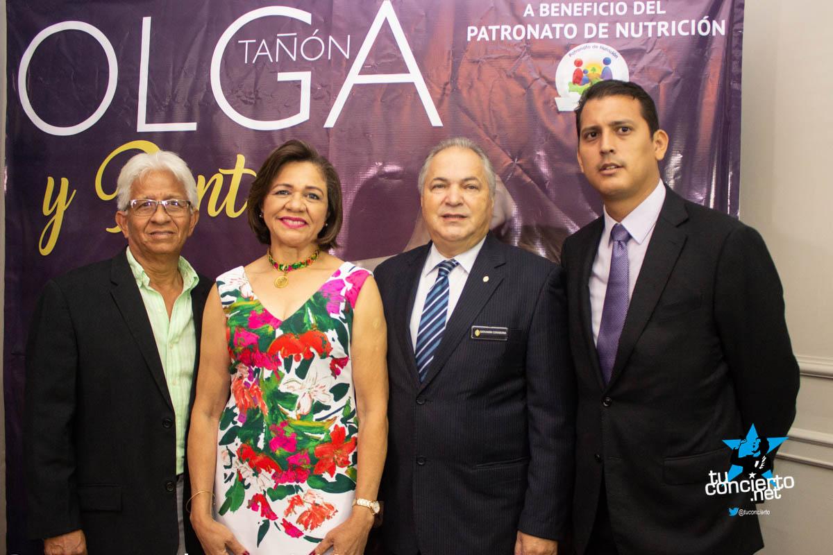 Photo of Conferencia de Prensa para concierto de Olga Tañon en Panamá