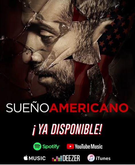 """Photo of Mario Domm estrena """"Sueño Americano"""""""