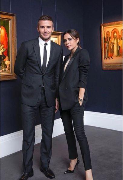 Photo of David y Victoria Beckham muestran su amor en las redes sociales