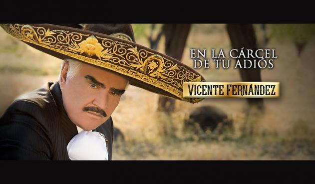 Photo of Vicente Fernández presenta » En la Cárcel de tu Adiós»