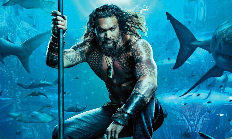 Photo of Warner Bross presenta el primer tráiler de 'Aquaman'